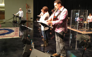 Derwood Bible Church worship team