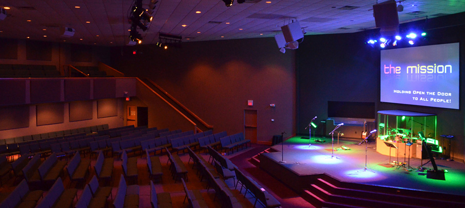 Grace Heartland Church in Elizabethtown, Kentucky.