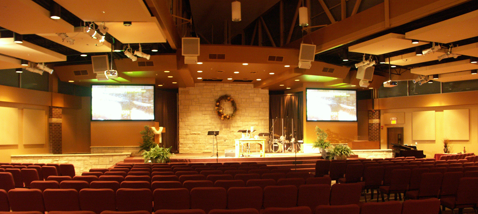 Northland Christian Church in Topeka, Kansas.