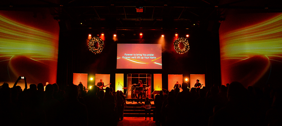 Fellowship Bible Church in Topeka, Kansas.
